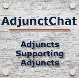 Welcome to #AdjunctChat!